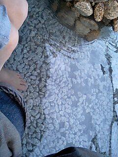 定山渓の温泉